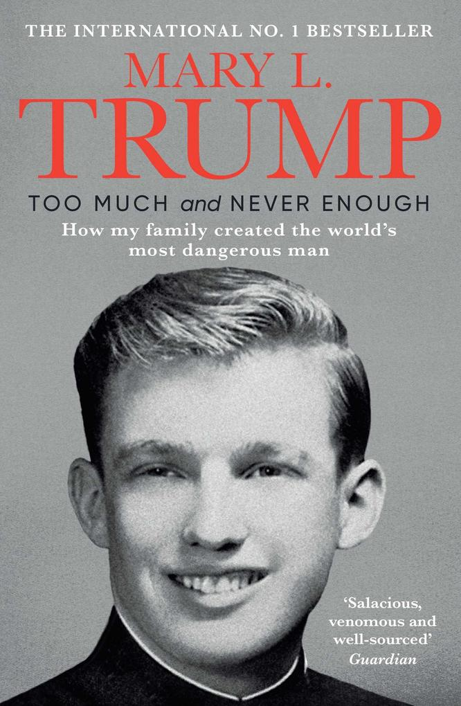 Too Much and Never Enough als eBook epub