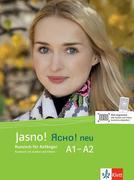Jasno! neu A1-A2. Kursbuch + MP3-CD