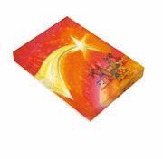 Edel-Kartenbox Weihnachten