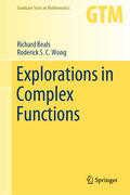Explorations in Complex Functions