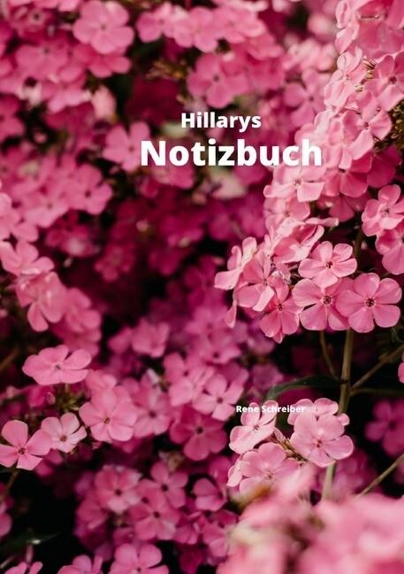 Hillarys Notizbuch als Buch (kartoniert)