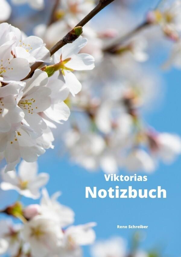 Viktorias Notizbuch als Buch (kartoniert)