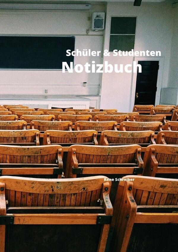 Notizbuch Schüler & Studenten als Buch (kartoniert)