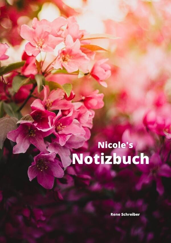 Nicole's Notizbuch als Buch (kartoniert)