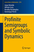 Profinite Semigroups and Symbolic Dynamics