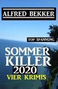 Sommer Killer 2020: Vier Krimis