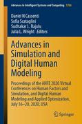 Advances in Simulation and Digital Human Modeling