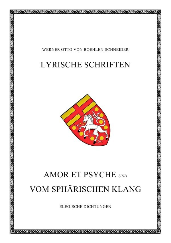 Amor et Psyche als Buch (kartoniert)