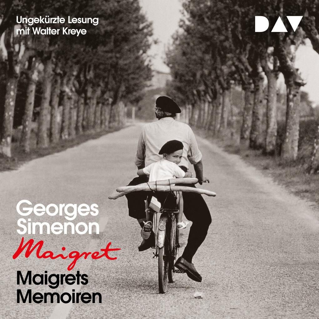 Maigrets Memoiren als Hörbuch Download