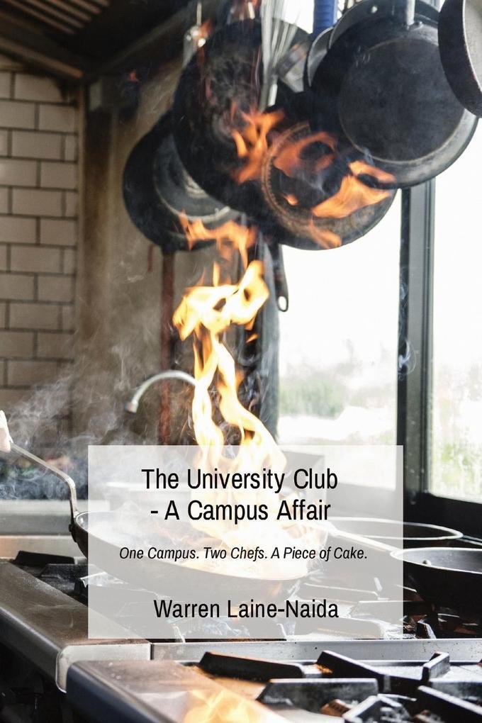 The University Club - A Campus Affair als Buch (kartoniert)