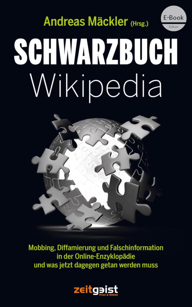 Schwarzbuch Wikipedia als eBook epub