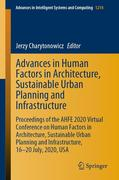 Advances in Human Factors in Architecture, Sustainable Urban Planning and Infrastructure