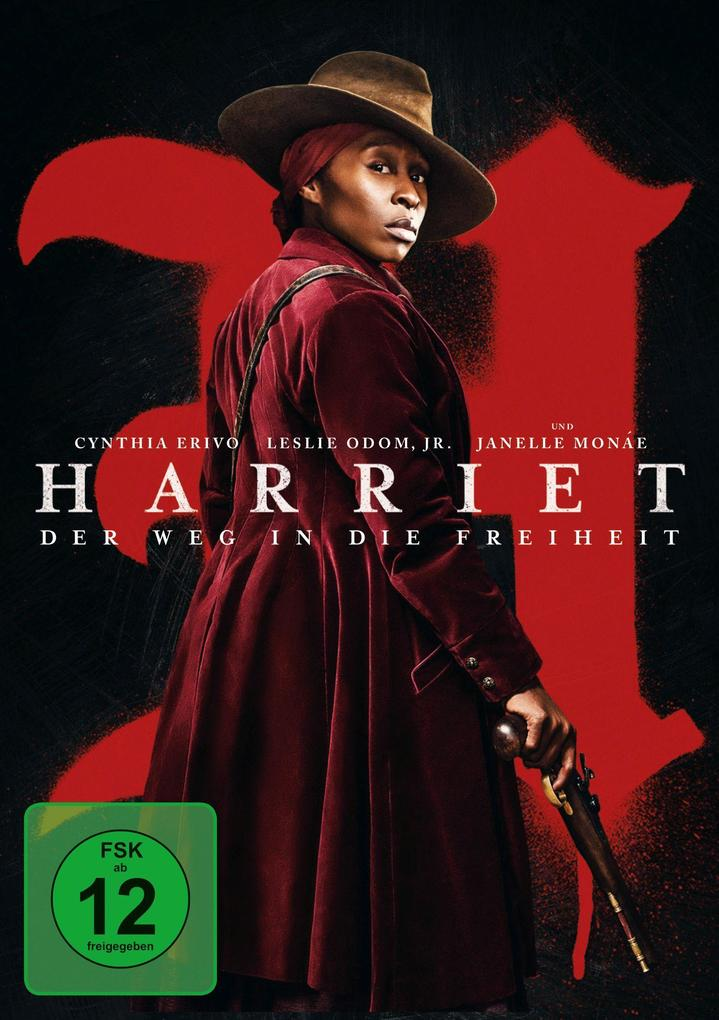 Harriet als DVD