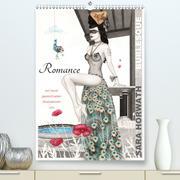 Burlesque Romance Romantik von Sara Horwath (Premium, hochwertiger DIN A2 Wandkalender 2021, Kunstdruck in Hochglanz)