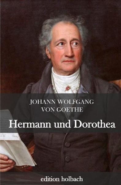 Hermann und Dorothea als Buch (kartoniert)