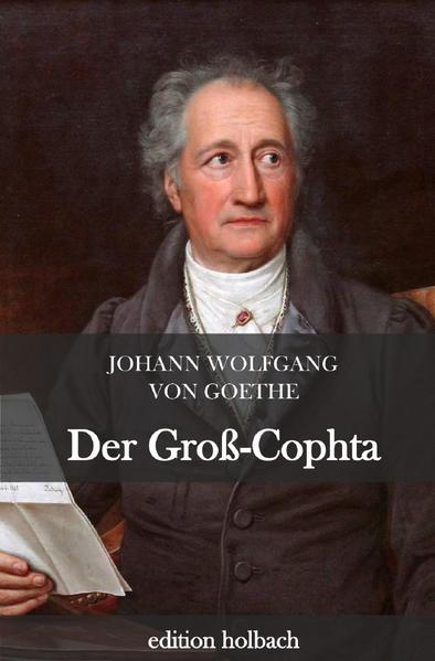 Der Groß-Cophta als Buch (kartoniert)