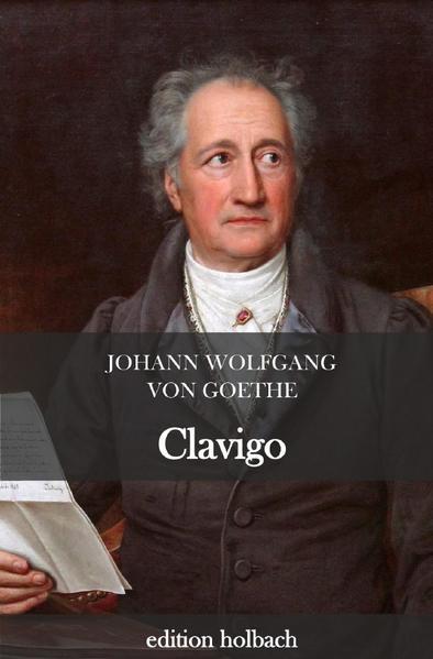 Clavigo als Buch (kartoniert)
