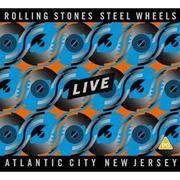 Steel Wheels Live (Atlantic City 1989,DVD+2CD)
