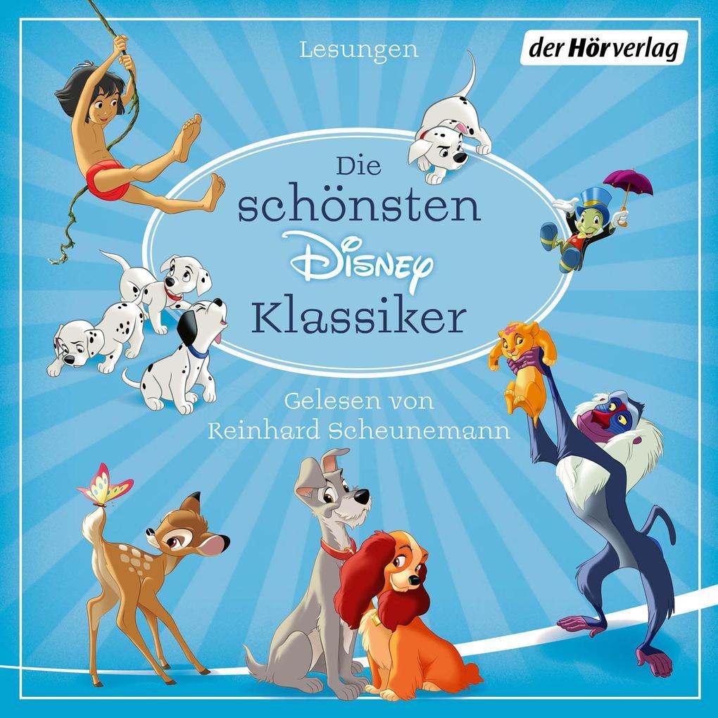 Image of Die schönsten Disney-Klassiker
