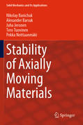 Stability of Axially Moving Materials