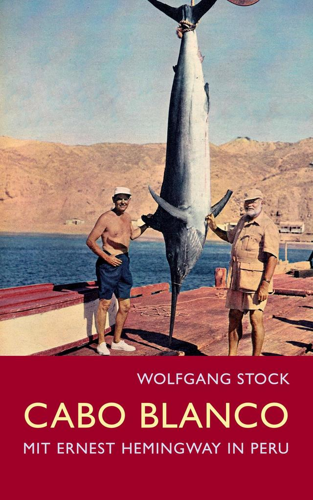 Cabo Blanco als Buch (kartoniert)