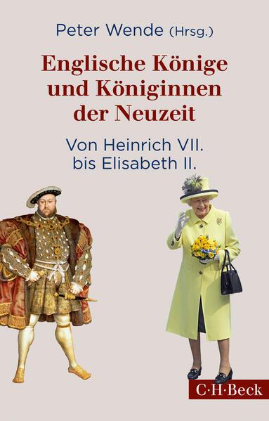 Englische Könige und Königinnen der Neuzeit als Buch (kartoniert)