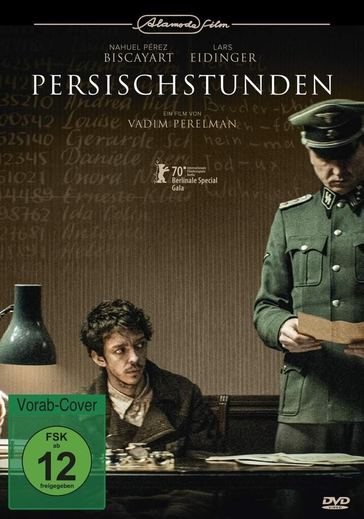 Persischstunden als DVD