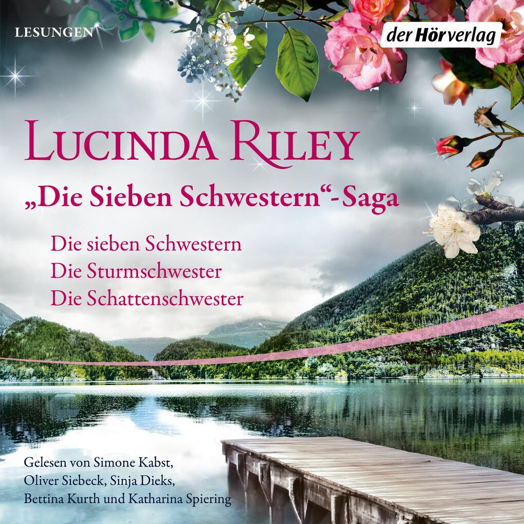 Die Sieben Schwestern-Saga (1-3) als Hörbuch Download
