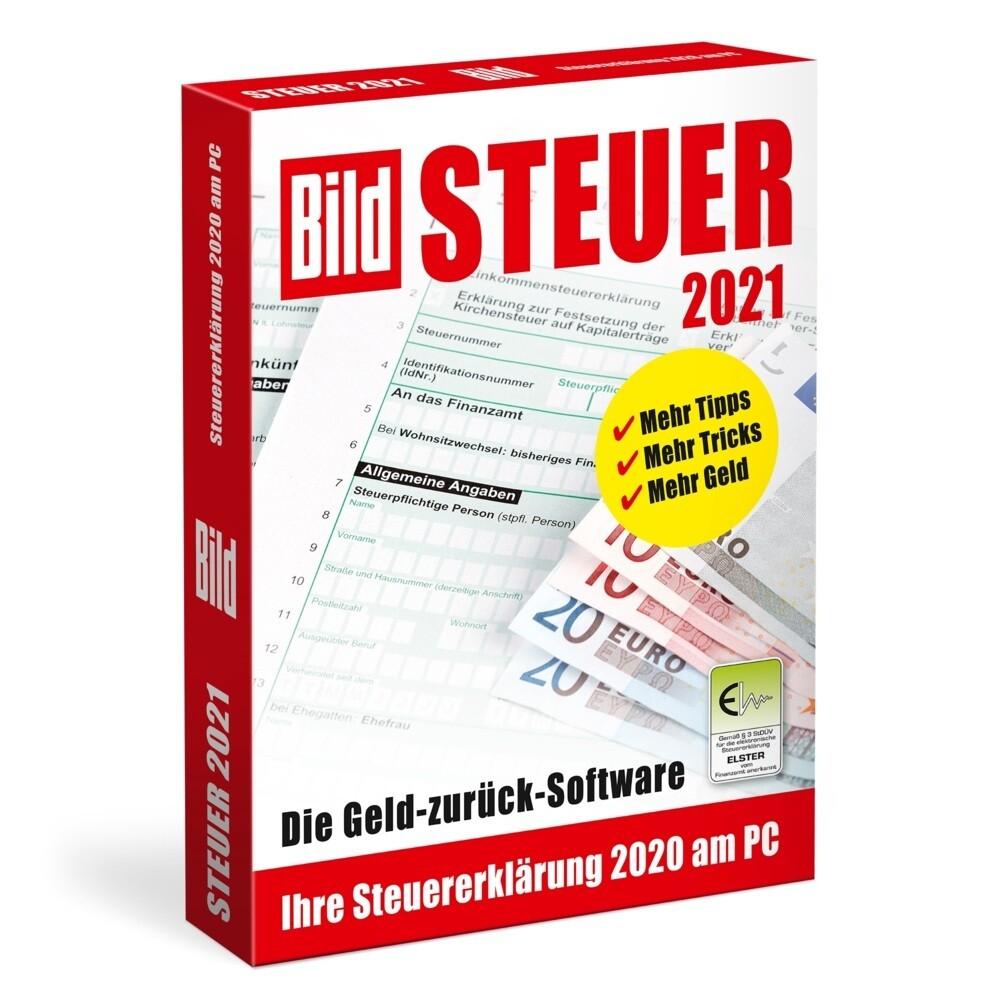 Bild STEUER 2021 als Software