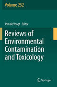 Reviews of Environmental Contamination and Toxicology Volume 252