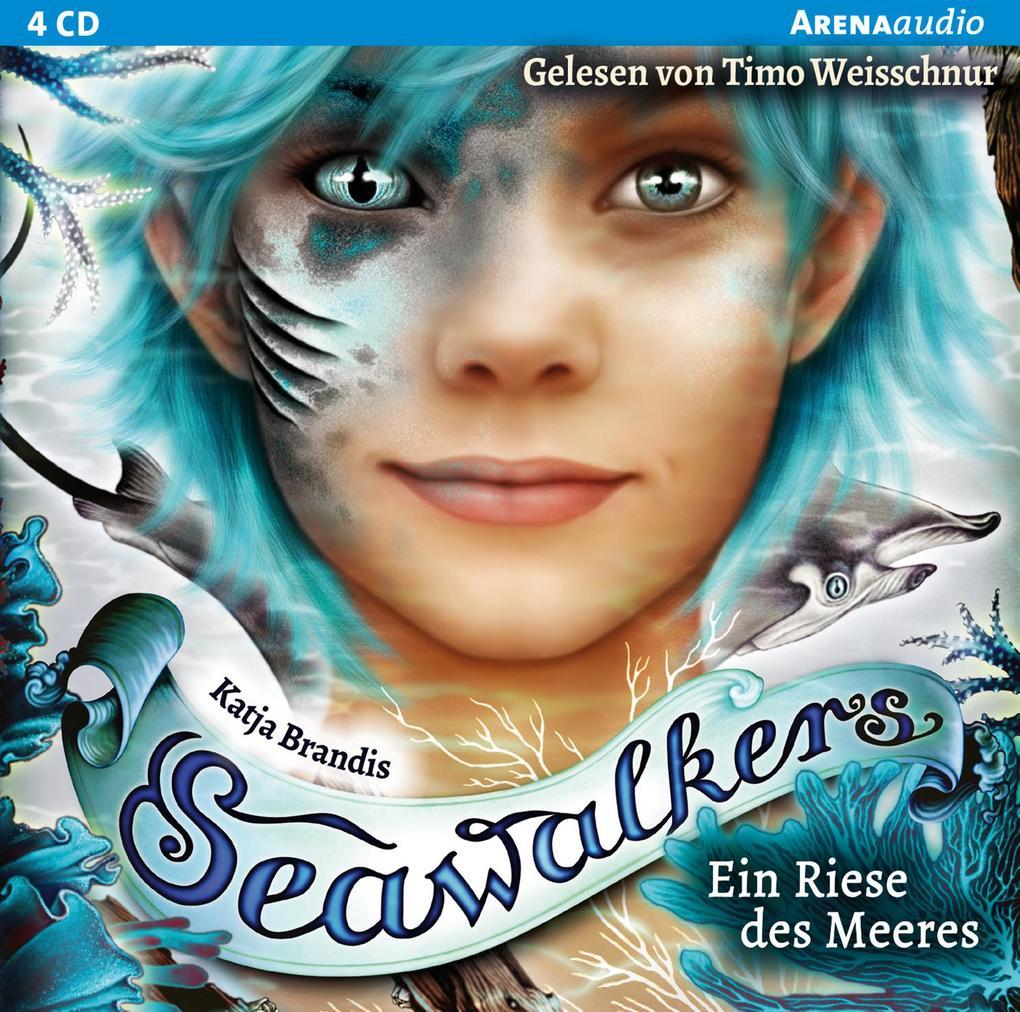 Seawalkers (4). als Hörbuch CD