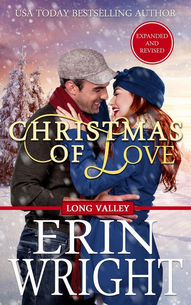 Christmas of Love - A Holiday Western Romance Novel (Long Valley Romance, #5) als eBook epub