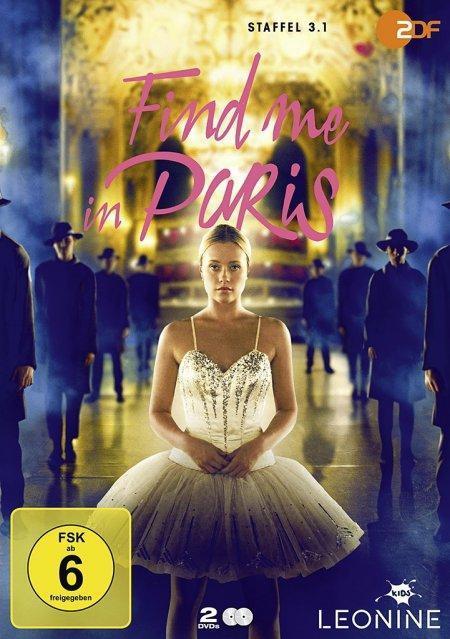 Find me in Paris Staffel 3.1 als DVD