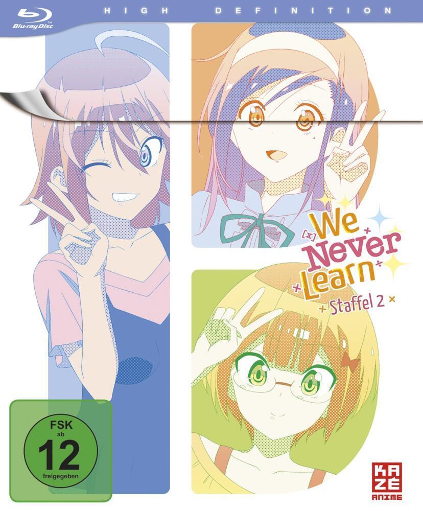 We Never Learn - 2. Staffel - Blu-ray 1 mit Sammelschuber (Limited Edition) als Blu-ray