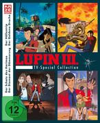 Lupin the Third.TV-Special Collection (4 TV-Specials)