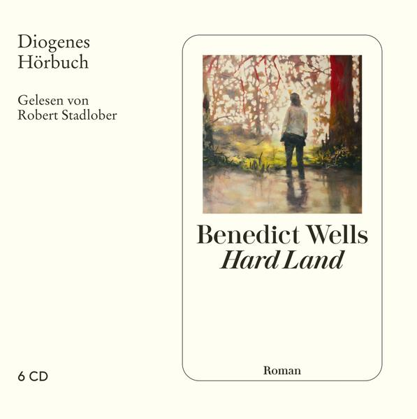 Hard Land als Hörbuch CD