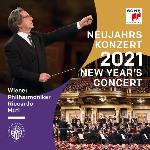 Neujahrskonzert 2021 als Vinyl
