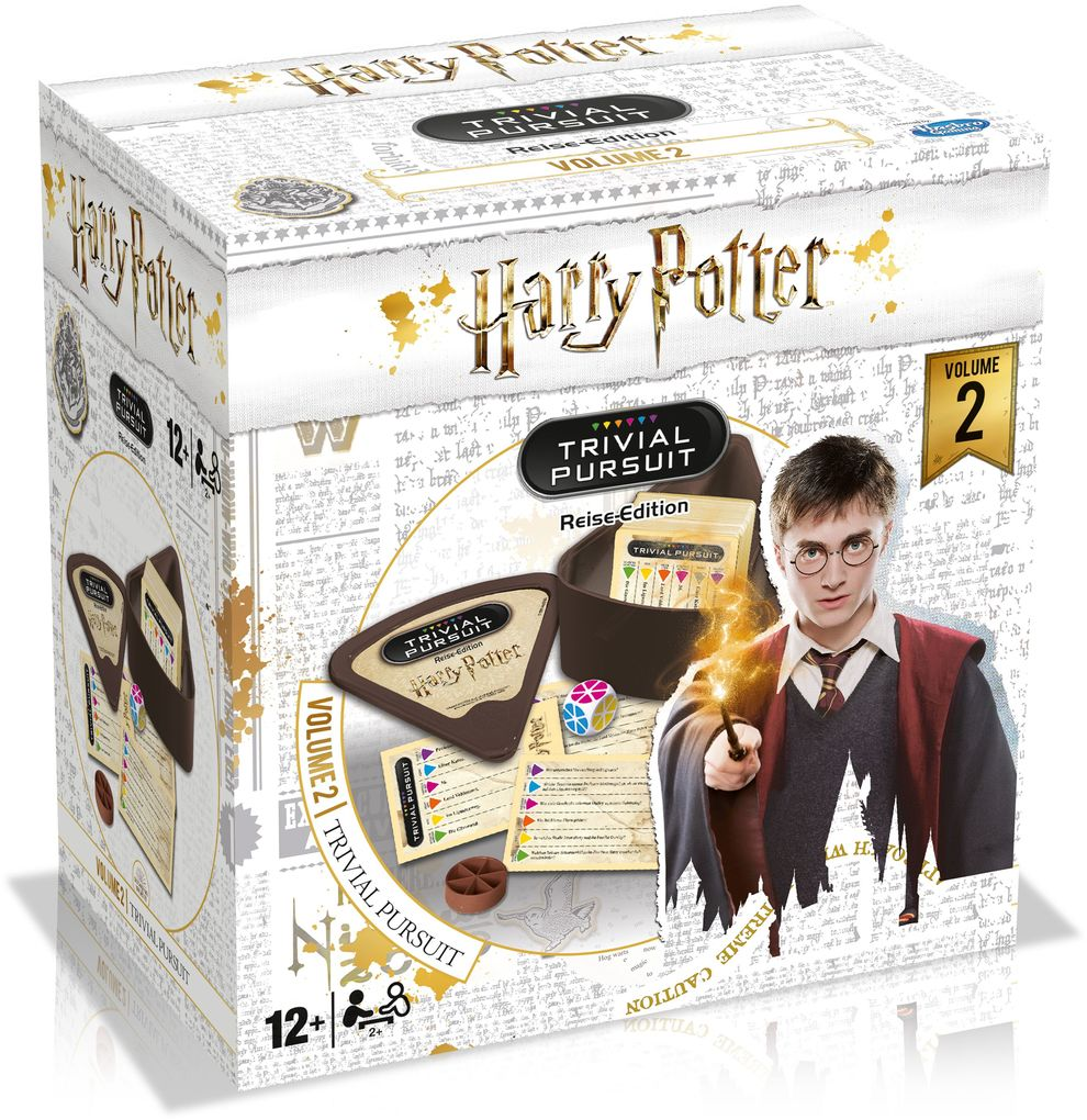 Image of Trivial Pursuit - Harry Potter Vol. 2
