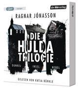 Die Hulda-Trilogie. Dunkel - Insel - Nebel