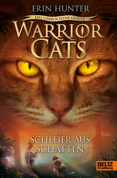 Warrior Cats 7/03 - Das gebrochene Gesetz - Schleier aus Schatten als Buch (gebunden)