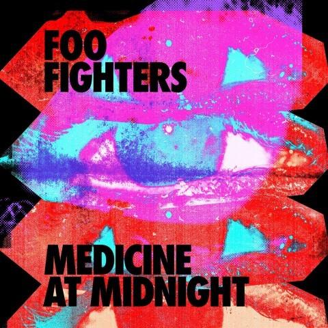 Medicine at Midnight als CD