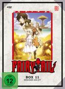 Fairy Tail - TV-Serie - DVD-Box 11 (Episoden 253-277) (4 DVDs)