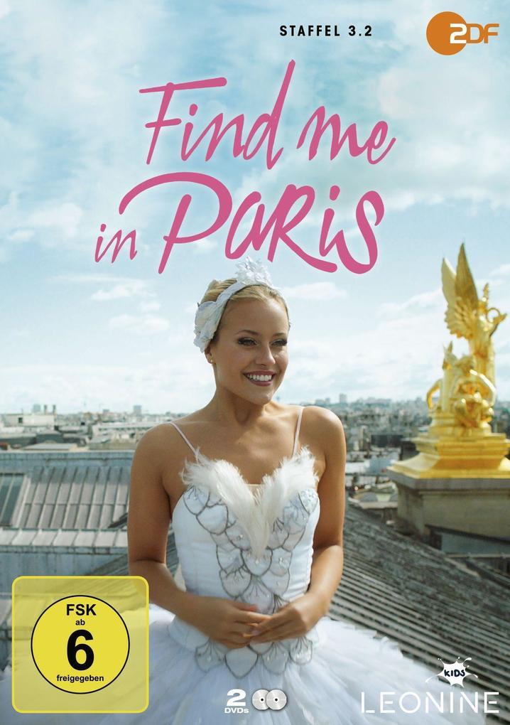 Find me in Paris Staffel 3.2 als DVD