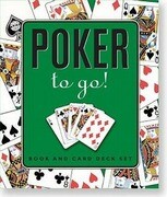 Poker to Go [With Pocket-Size Card Deck]