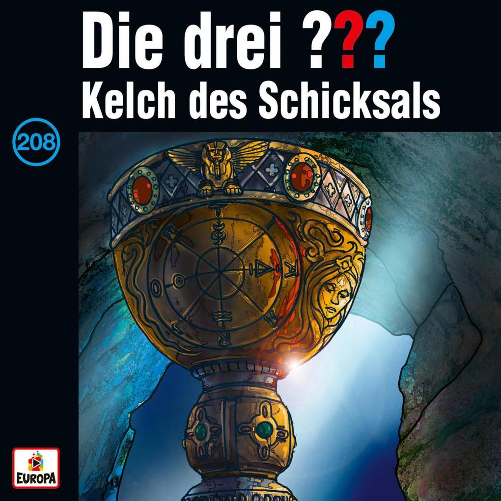 Folge 208: Kelch des Schicksals als Hörbuch Download