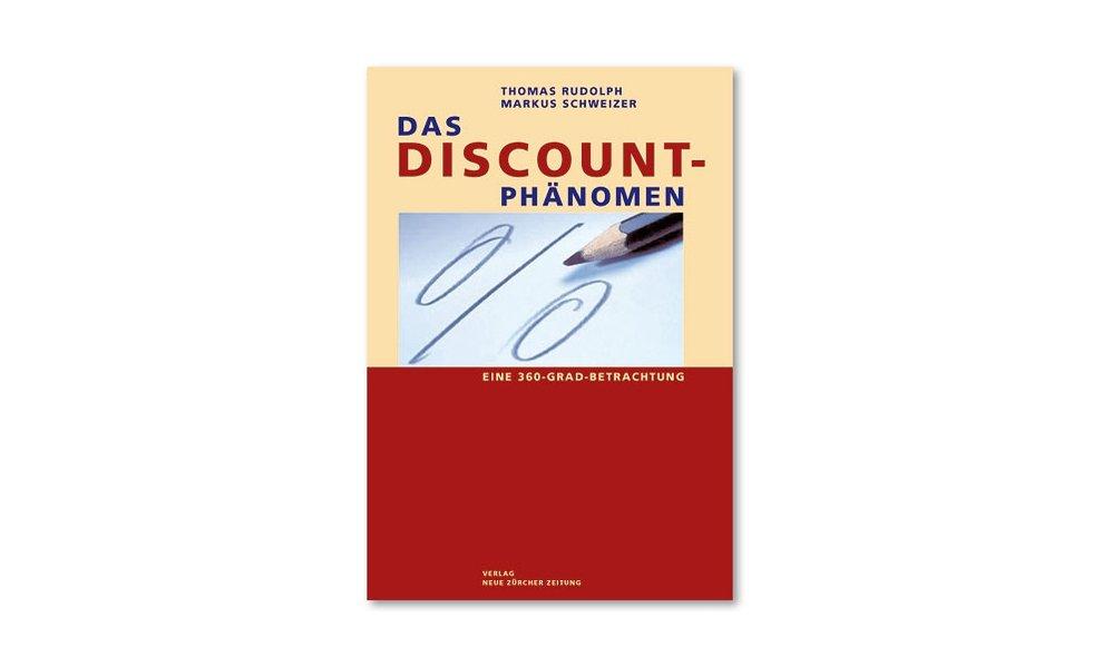 Das Discount-Phänomen als Buch von