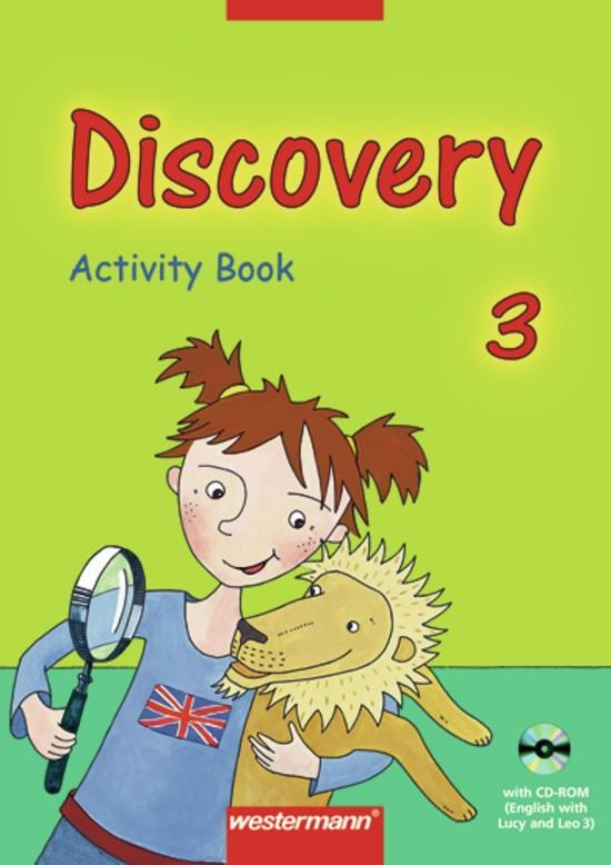 Discovery 3. Activity Book. Mit CD-ROM (English...