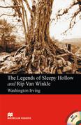 The Legends of Sleepy Hollow and Rip Van Winkle - Lektüre und 2 CDs
