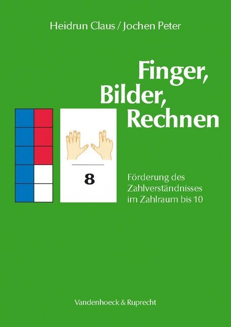 Finger, Bilder, Rechnen. Arbeitsbuch als Buch