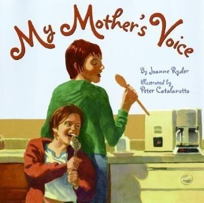 My Mother's Voice als Buch